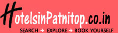 Hotels in Patnitop Logo
